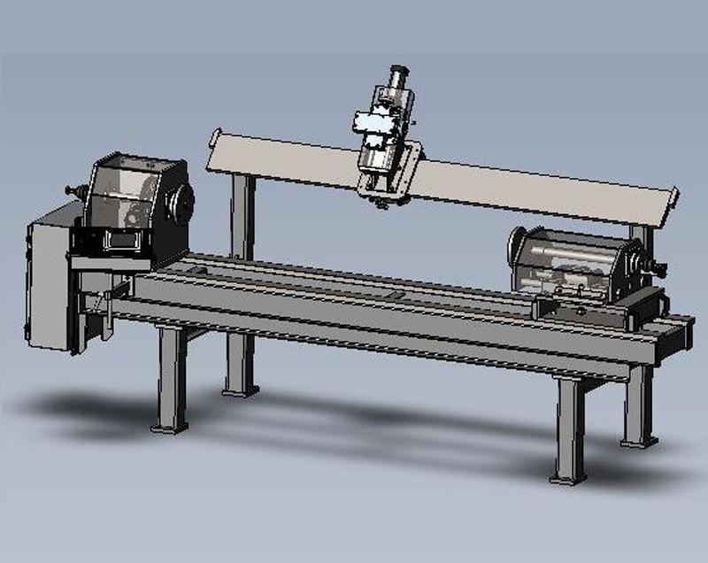 1210 Welding Model