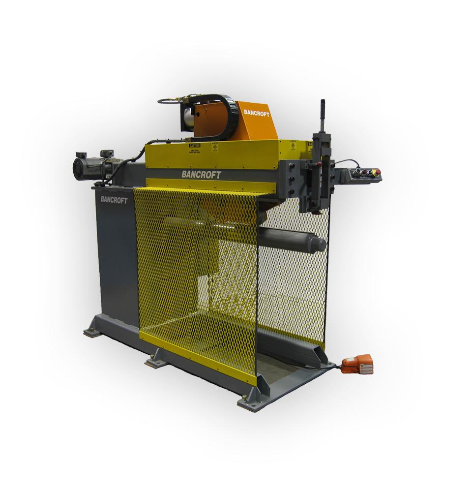 Planisher Custom Machine