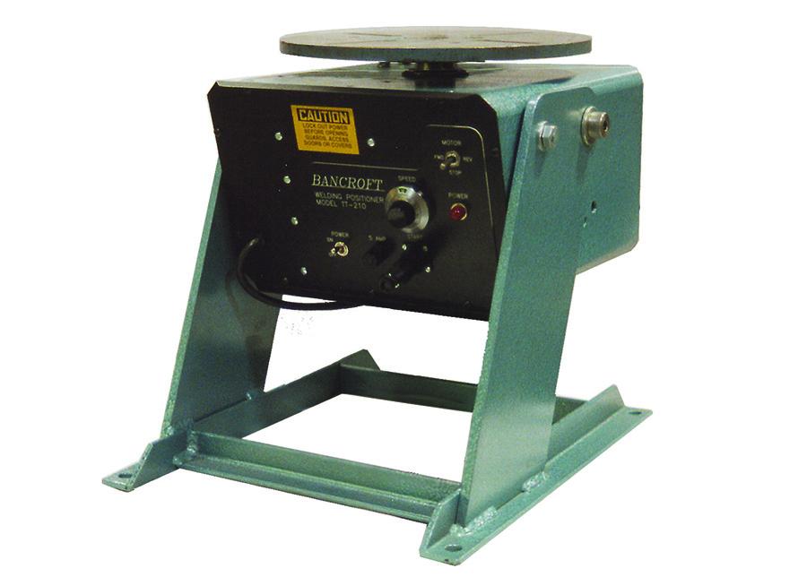TT210 Welding Positioner