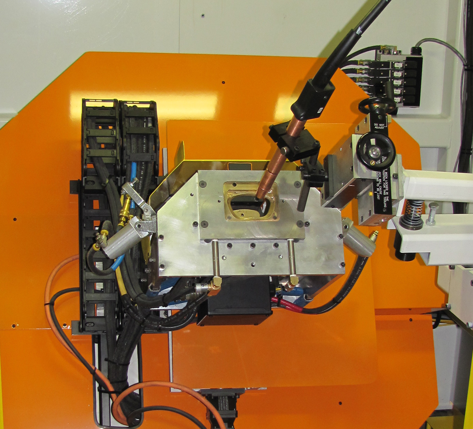 Custom Welding System