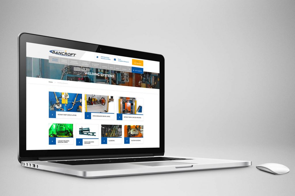 Bancroft Engineering New Website