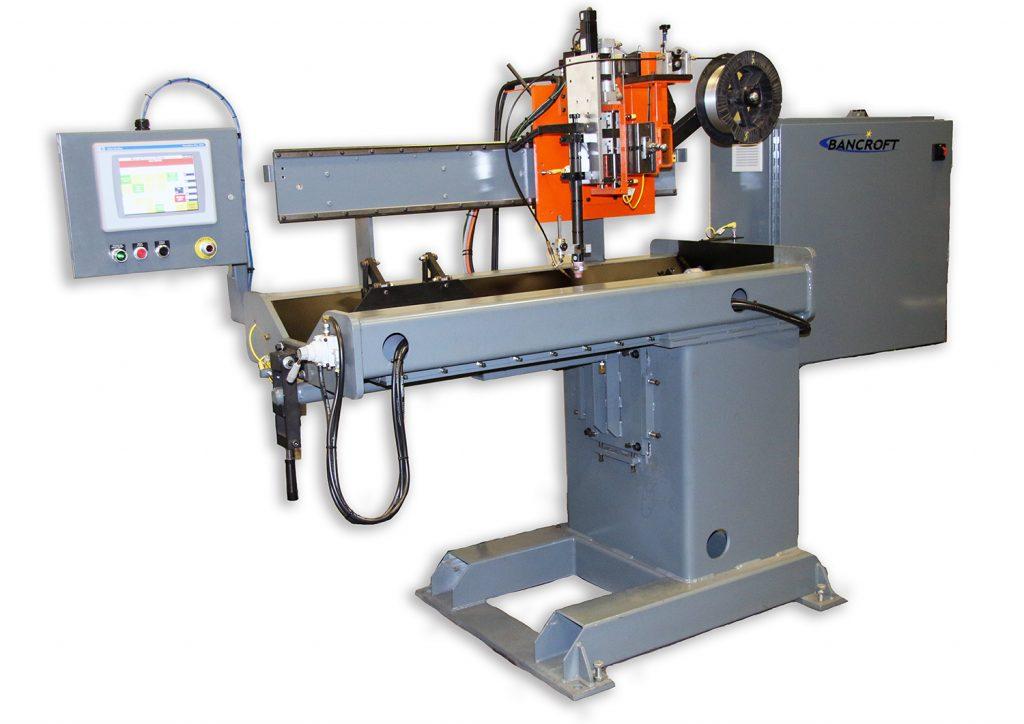Seam Welding Seamer Welding Equipment Bancroft
