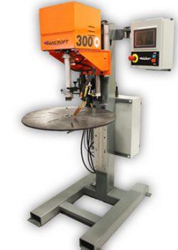 bancroft welda-round 300 equipment