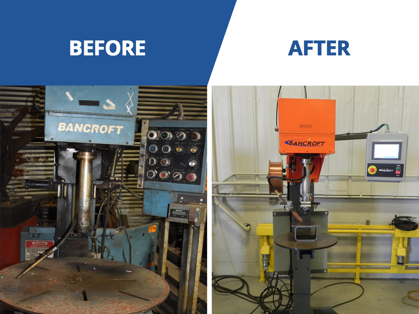 Rebuilding Your Aging Welding Equipment