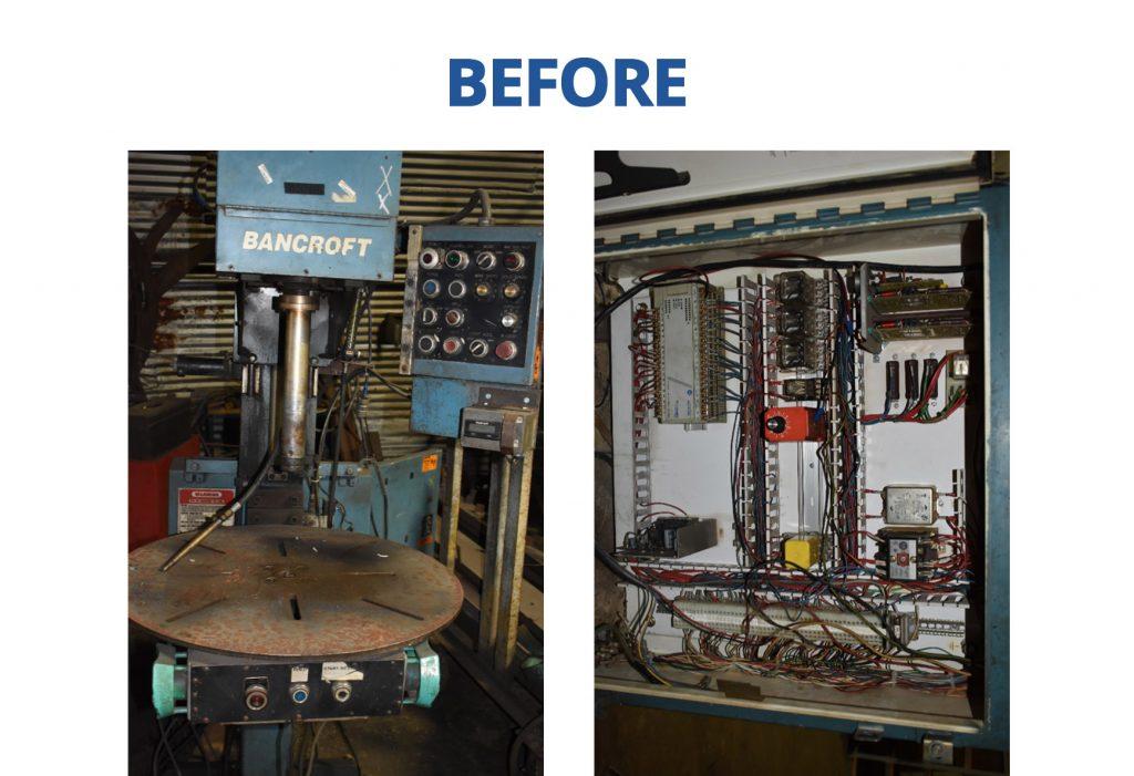 Rebuilding Your Aging Welding Equipment