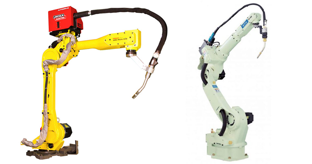 automatic welding systems