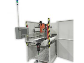 Linear Seam Welder