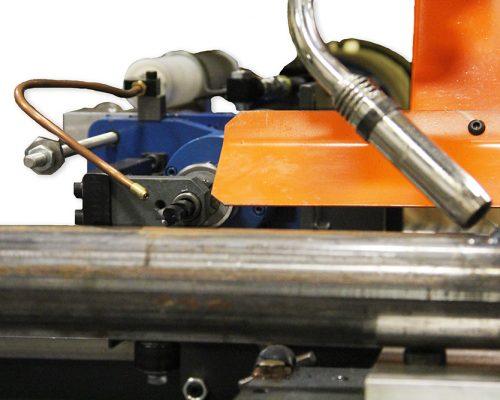 weld lathe machine