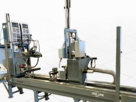Drive Weld Lathe Machine
