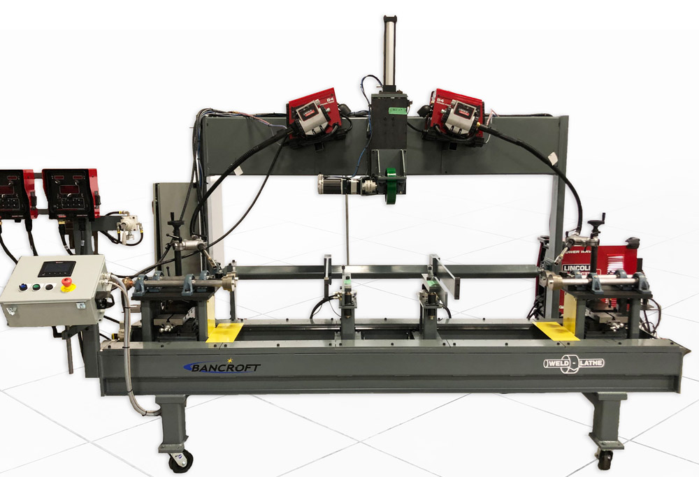 Semi-Automatic Welding Machine