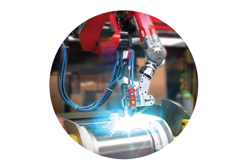 welding seam tracking