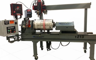 Weld Lathe automated weldingMachine