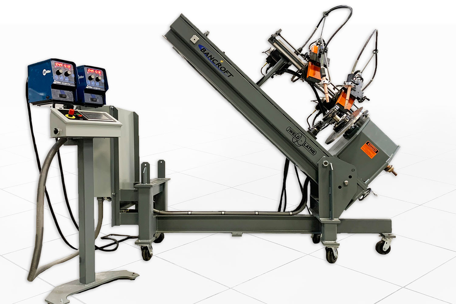 custom automated welding machines