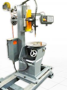 semi automatic welding positioner
