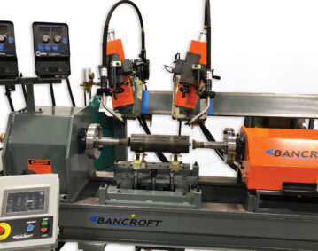 welding automation system types
