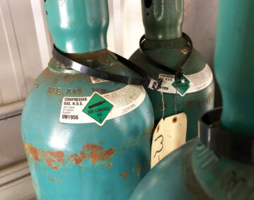 Shielding Gas Types for GMAW