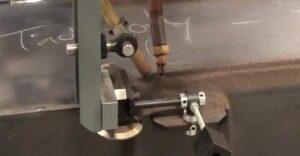 SAW welding process