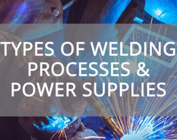 welding power supplies