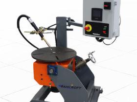 automated welding positoner