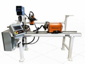 605 Welding Lathe Machine