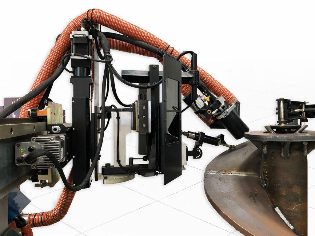 welding automation custom machine
